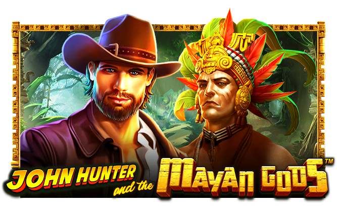 Slot Gratis senza scaricare - John Hunter and the Mayan Gods